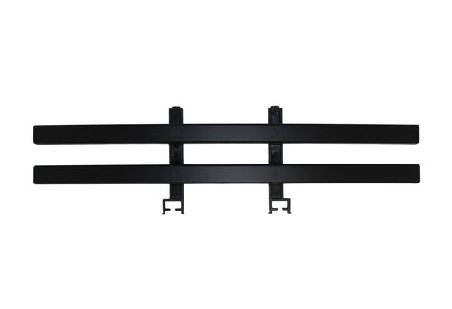 2009-2014 F150 2-Bar Lower Grille / Flat Black