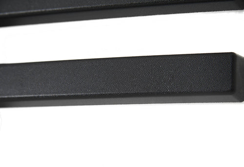 2009-2014 F150 2-Bar Lower Grille / Textured Black