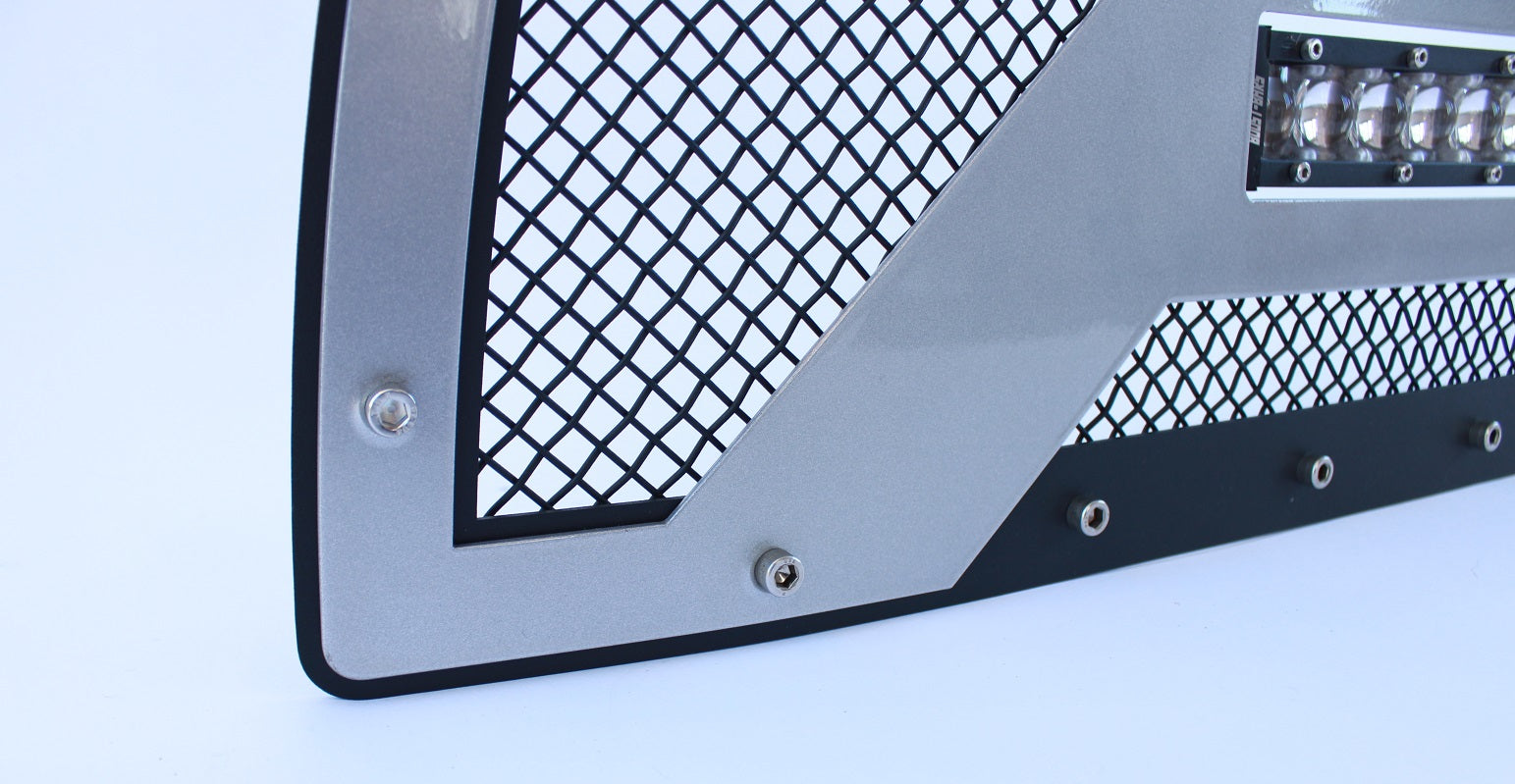 Ignitor Mesh Grille