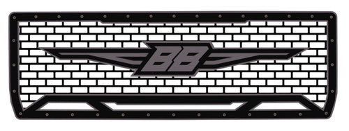 Ikon 3 Layer Mesh Grille