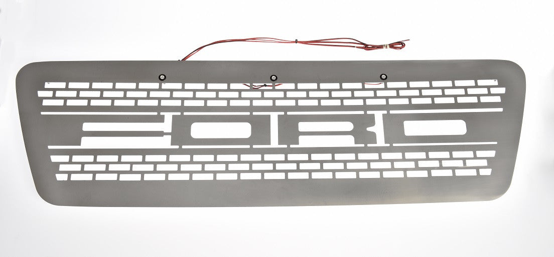 2004-2008 F150 Raptor Style Overlay Grille