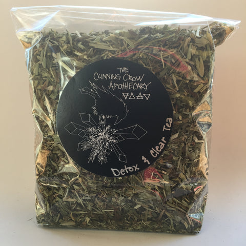 Detox & Clear Tea 3 oz.
