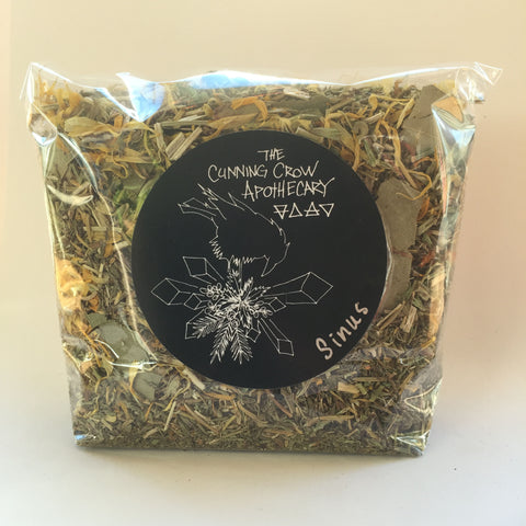 Sinus Steam, 3 oz.