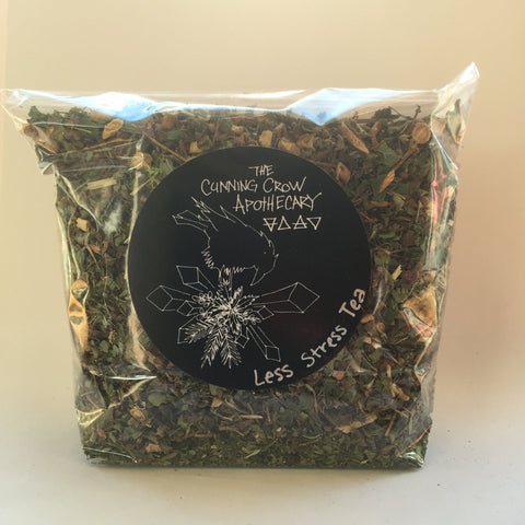 Less Stress Tea 3 oz.