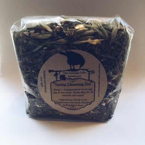 Spring Cleanse Tea 3 oz.