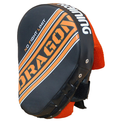 Focus Pad V-FOcus läder mitsar blueye sports dragon sports