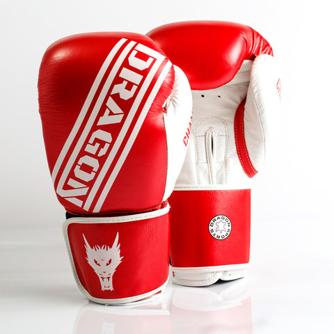 Boxningshandskar Champion Läder blueye sports dragon sports