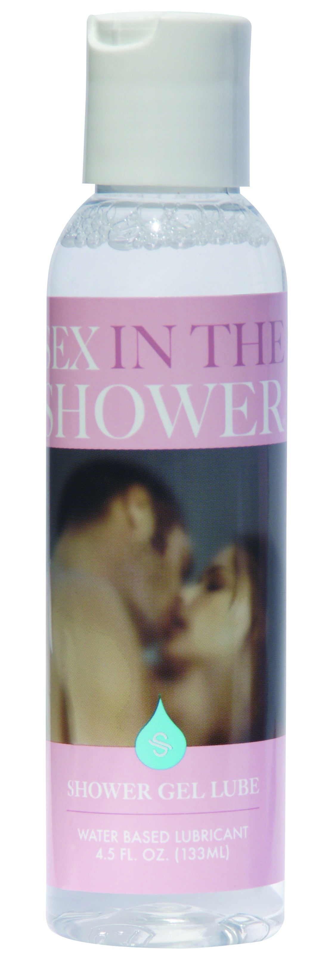 Shower Gel Lube (4.5oz) - NEW Sex In The Shower - available NOW