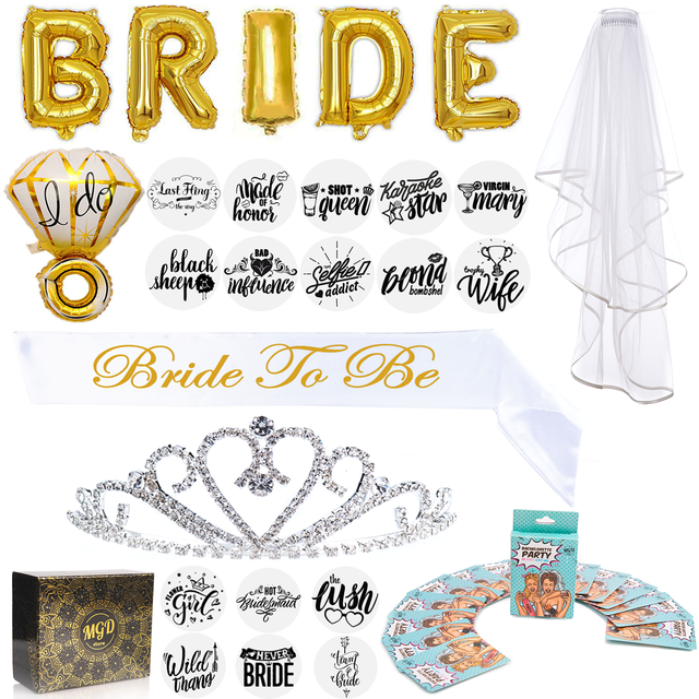 bachelorette party kit idea and supplies