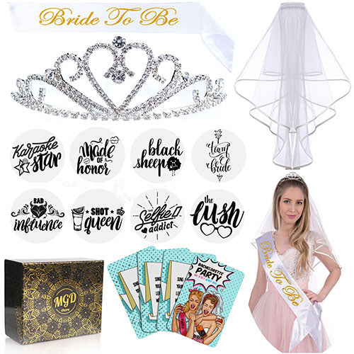 Bachelorette Party Kit Idea