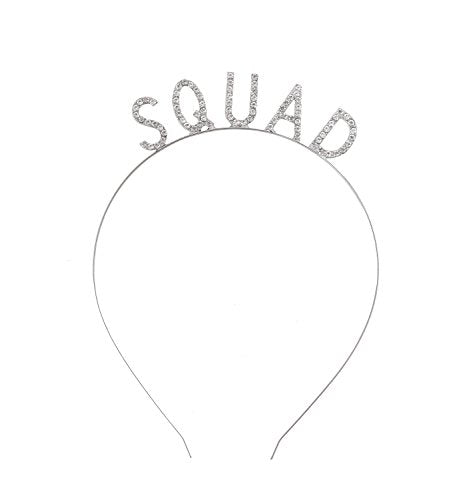 Bride Squad Headband for Bachelorette Party
