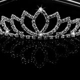 Wedding Tiara with Rhinestones