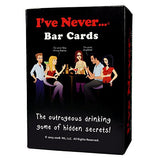 I've Never Bar Cards