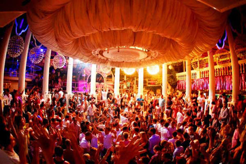 Pach Night Club, Ibiza, Spain