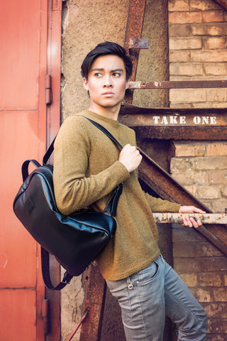 IMAGINE AW17 Collection - The Naan Design - Premium Handmade Leather Goods, Bags, Accessories