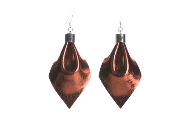 PLUME Basic Earring - The Naan Design