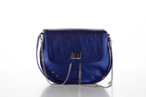 KATE Saddle Bag Blue