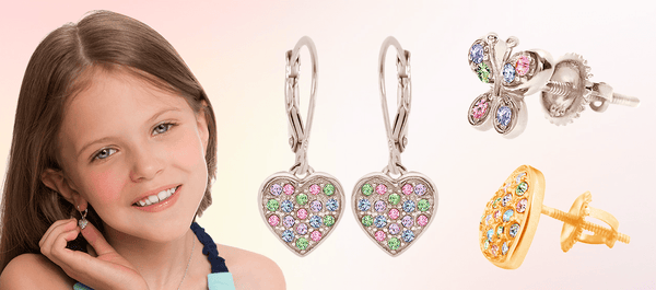 Buying Hypoallergenic Earrings For Children