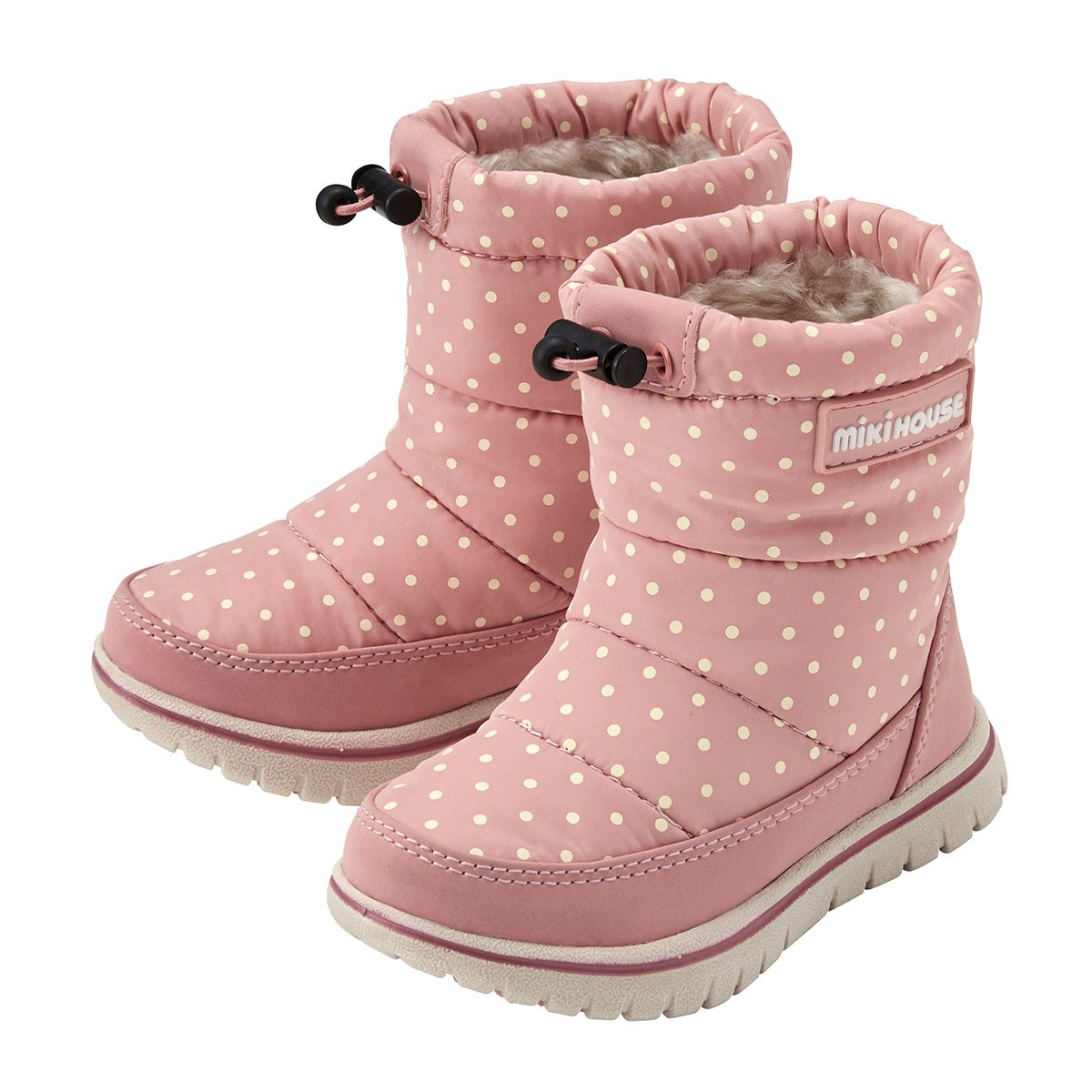 MIKI HOUSE BOOTS
