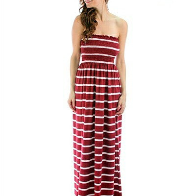 Cant Go Wrong In This Maxi Dress - Plus Size