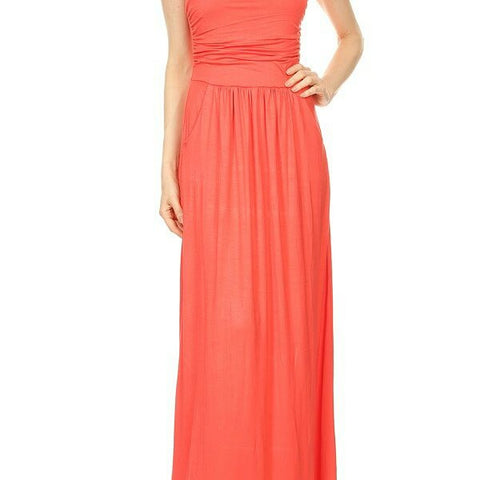 You Are On My Mind Maxi Dress