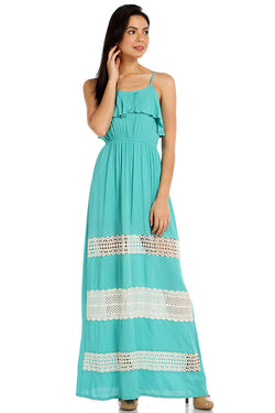 A Day of Play Maxi Dress
