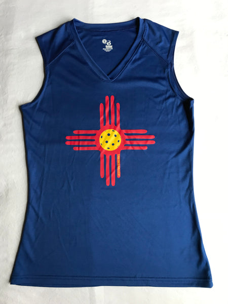 Women's New Mexico Zia Dri-Fit Shirt