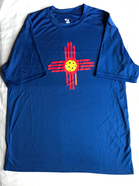 Mens New Mexico Zia Dri-Fit Shirt