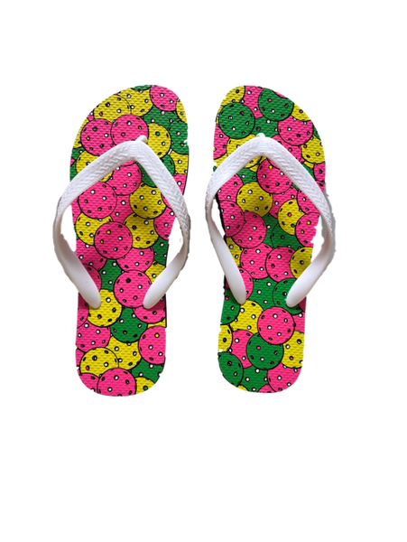 Pickleball Flip Flops
