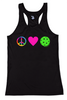 Women's Peace Love Pickleball Dri-Fit Shirt
