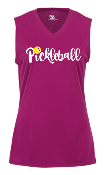Women's Pickleball Dri-Fit Shirt