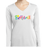 Women's Pickleball Tie-Dye Dri-Fit Shirt