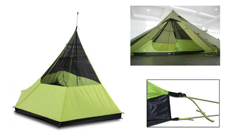 2.5 Person Inner Hooded in Octopeak Tipi