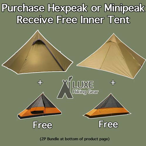 2-person Backpacking Tipi Deal