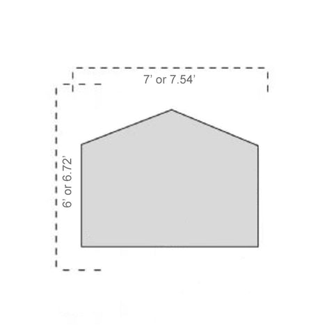 Bathtub Floor Size Chart
