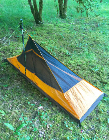 Bug Inner Tent Set Up Hack
