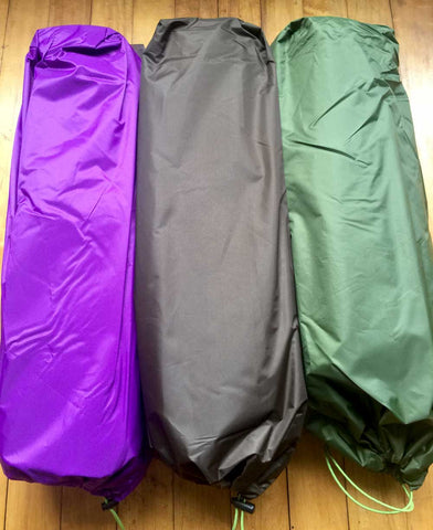 Different Colors of Batwing Tarp