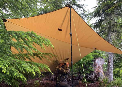 Glassing Hunting Tarp Polatouche