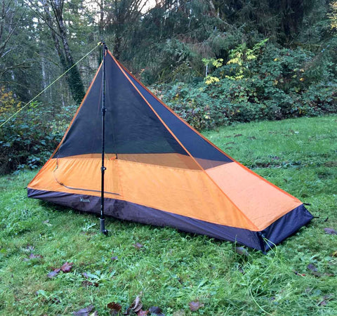 Half-Hex Solo Inner Tent for Teepees
