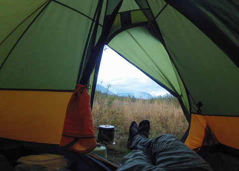 Hexpeak Backpacking Teepee Tent
