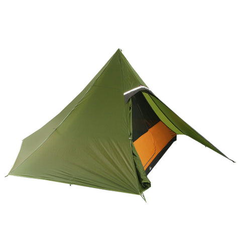 Hexpeak Xl Teepee 3p Modular Outer Tents Luxe Hiking Gear