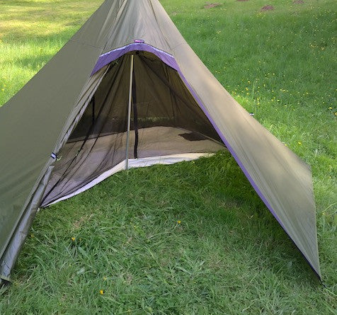 Mosquito Net in Tent & Attach Bug Net (Hacks) for Any Teepee or Tarp u2013 Luxe Hiking Gear