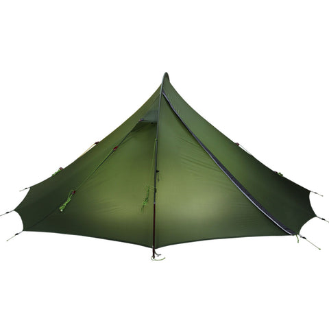 Peakarch Tent Shelter with Doors Closed