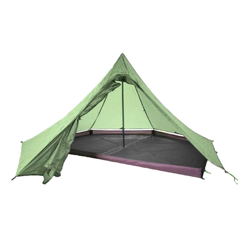 About Tent Bathtub Floors  sc 1 st  Luxe Hiking Gear & Half-Hex Teepee (1 and 2 Person) Bathtub Tent Floors u2013 Luxe Hiking ...