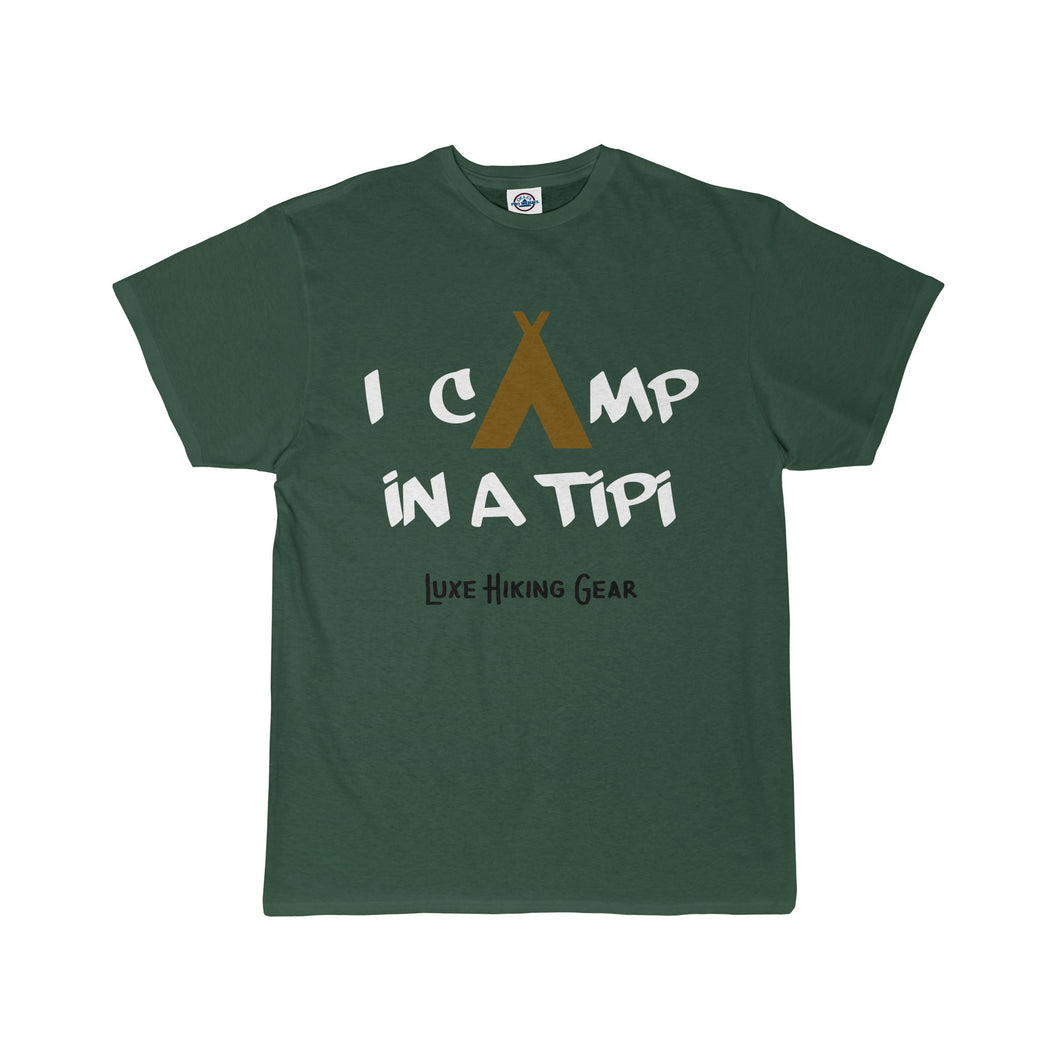 Tipi Camping Adventure T-Shirt