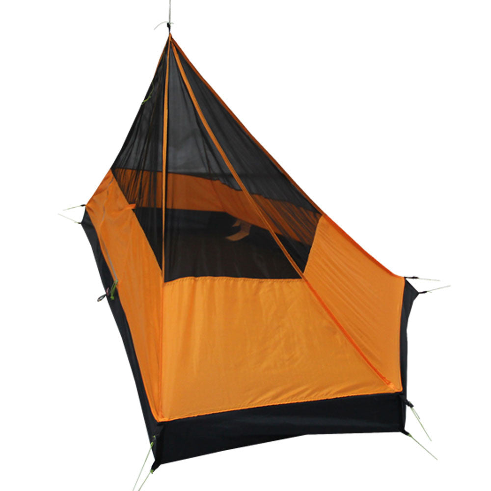 Half-Hex 1-Person Inner Tent for Tipis · Solo Inner Tent Side ...  sc 1 st  Luxe Hiking Gear & Half-Hex Inner Tent (1-Person) for Tipis u2013 Luxe Hiking Gear