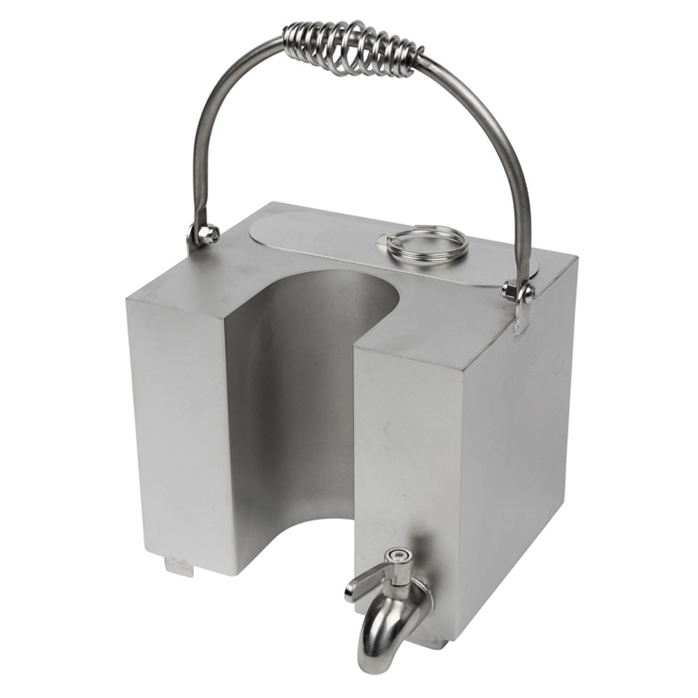 Hot Water Tank 3 Liter For Tent Wood Stoves By Gstove