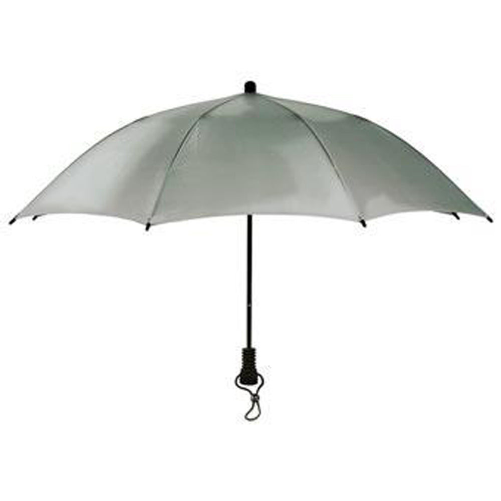 Liteflex Hiking Umbrella Chrome for Shade and Rain