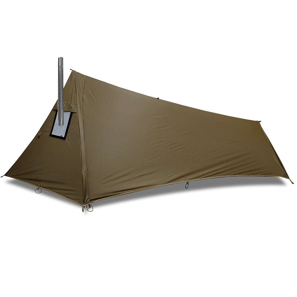 Rocket XL Tarp Shelter with Stove Pipe