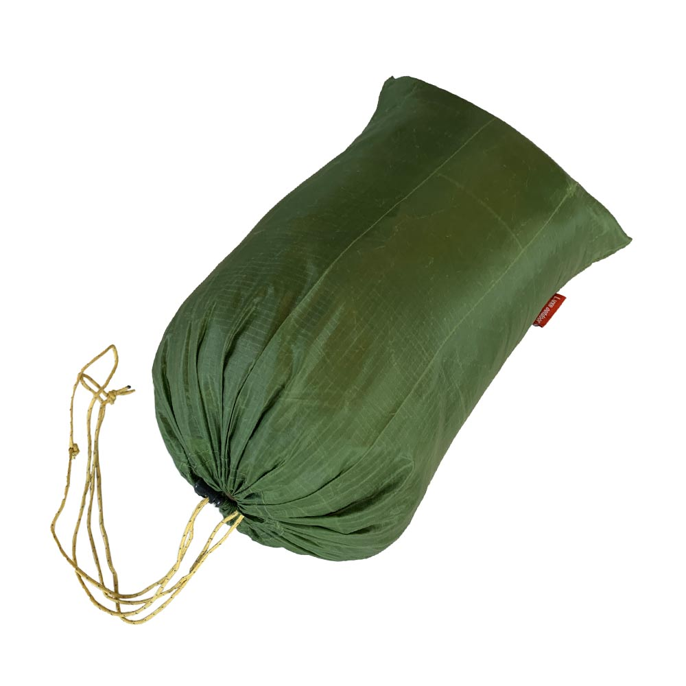Sil-Draw Stuff Sack Drawstring in Green